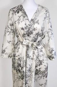 Kimono Marie in antrazith